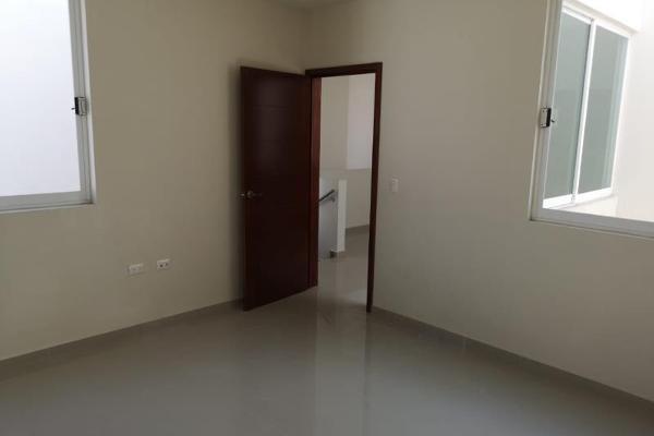 Foto de casa en venta en  , fraccionamiento campestre residencial navíos, durango, durango, 8633263 No. 19