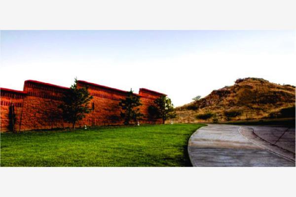 Foto de terreno habitacional en venta en  , fraccionamiento campestre residencial navíos, durango, durango, 8738783 No. 08