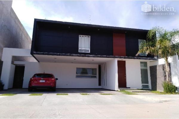 Foto de casa en venta en  , fraccionamiento campestre residencial navíos, durango, durango, 9936517 No. 01