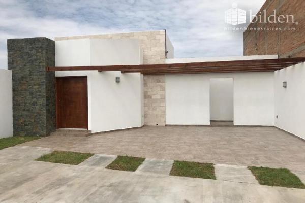 Foto de casa en venta en  , fraccionamiento campestre residencial navíos, durango, durango, 9945058 No. 01