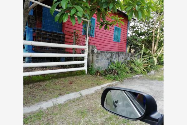 Foto de terreno habitacional en venta en fraccionamiento campestre v.h. kilometro, campestre comala, comala, colima, 16313488 No. 02