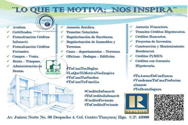 Foto de casa en venta en fraccionamiento con todos los servicios , las plazas, zumpango, méxico, 9135860 No. 25