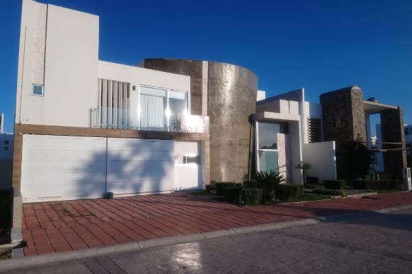 Foto de casa en venta en fraccionamiento dolores , ex-hacienda la luz, pachuca de soto, hidalgo, 6153625 No. 01