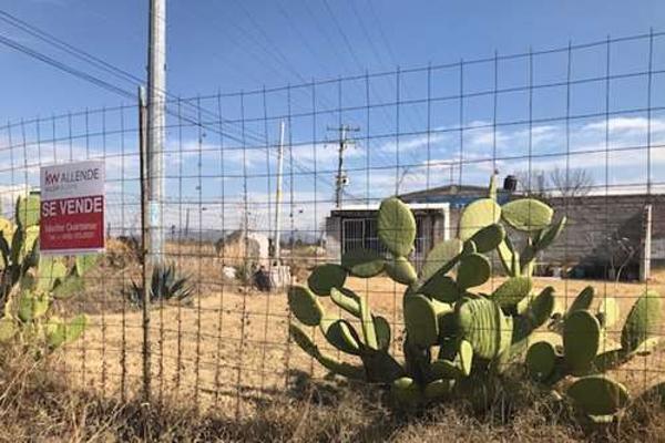 Foto de terreno habitacional en venta en fraccionamiento ejido d sosnabar , sosnabar, san miguel de allende, guanajuato, 4673290 No. 01