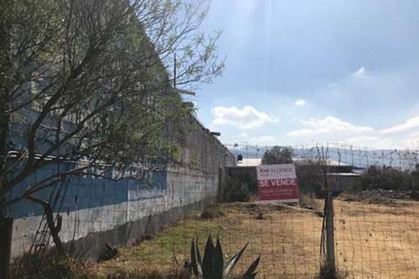 Foto de terreno habitacional en venta en fraccionamiento ejido d sosnabar , sosnabar, san miguel de allende, guanajuato, 4673290 No. 03