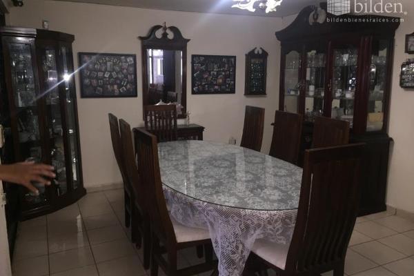 Foto de casa en venta en  , fraccionamiento el soldado, durango, durango, 8434924 No. 03