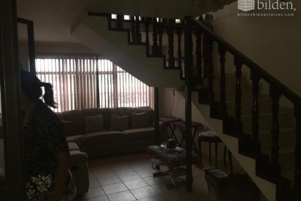 Foto de casa en venta en  , fraccionamiento el soldado, durango, durango, 8434924 No. 04
