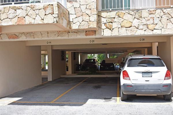 Foto de departamento en renta en fraccionamiento el table, sm 4b, s/n , cancún centro, benito juárez, quintana roo, 8205775 No. 07