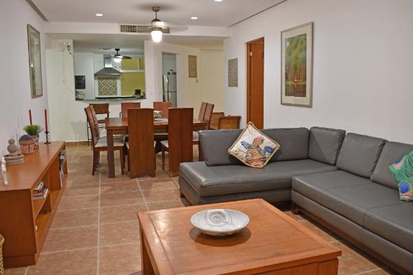 Foto de departamento en renta en fraccionamiento el table, sm 4b, s/n , supermanzana 20 centro, benito juárez, quintana roo, 8205775 No. 09