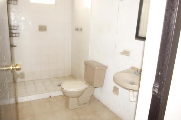 Foto de casa en renta en fraccionamiento guadalupe calle chiapas zona deportiva 10, guadalupe, centro, tabasco, 11430333 No. 05