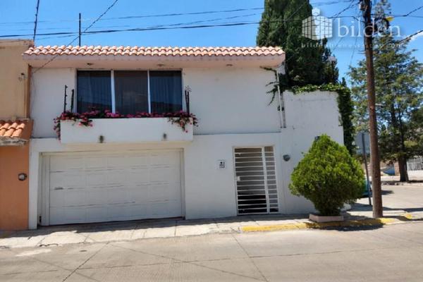 Foto de casa en venta en fraccionamiento guadalupe sin compartir, fraccionamiento las quebradas, durango, durango, 8851896 No. 01