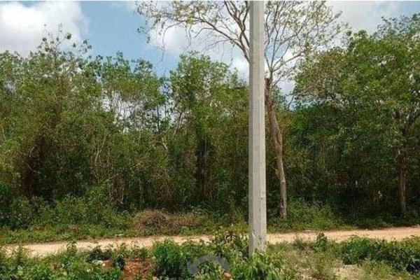 Foto de terreno habitacional en venta en fraccionamiento ixchel , ixchel, benito juárez, quintana roo, 16842026 No. 04