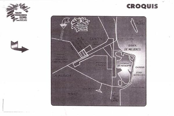 Foto de terreno habitacional en venta en fraccionamiento ixchel , ixchel, benito juárez, quintana roo, 16842026 No. 08
