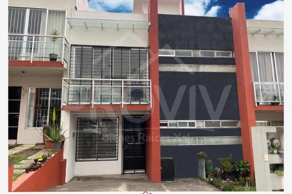 Foto de casa en venta en fraccionamiento joyas de xalapa 0, benito juárez, xalapa, veracruz de ignacio de la llave, 11428399 No. 01