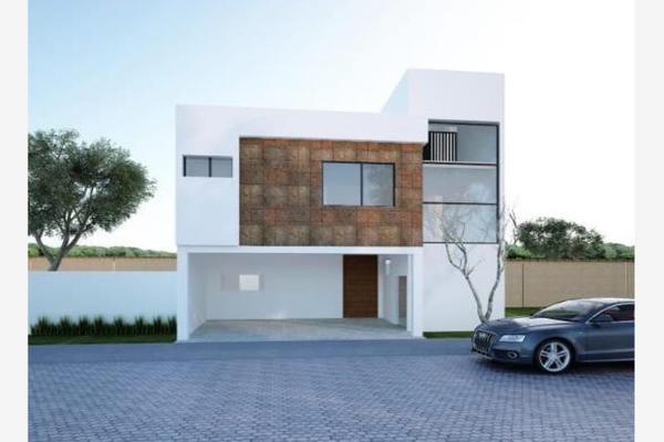 Foto de casa en venta en  , fraccionamiento la cima, puebla, puebla, 8842361 No. 01
