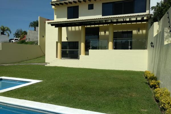 Foto de casa en venta en fraccionamiento la colmena 89, palmira tinguindin, cuernavaca, morelos, 5442187 No. 01
