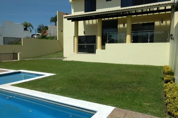 Foto de casa en venta en fraccionamiento la colmena 89, palmira tinguindin, cuernavaca, morelos, 5442187 No. 02