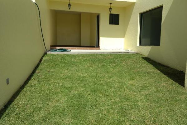 Foto de casa en venta en fraccionamiento la colmena 89, palmira tinguindin, cuernavaca, morelos, 5442187 No. 22