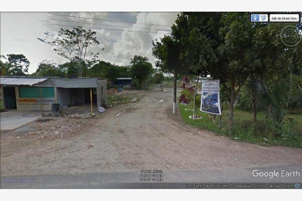 Foto de terreno habitacional en venta en fraccionamiento la cruz , buenavista 1a secc, centro, tabasco, 3420253 No. 01