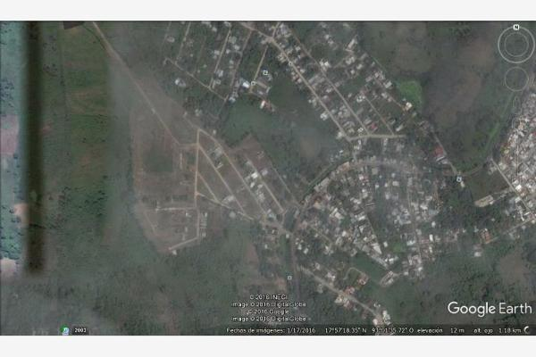 Foto de terreno habitacional en venta en fraccionamiento la cruz , buenavista 1a secc, centro, tabasco, 3420253 No. 02