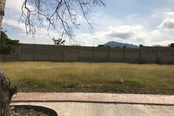 Foto de terreno habitacional en venta en fraccionamiento la escondida , joyas del campestre, tuxtla gutiérrez, chiapas, 6199845 No. 04