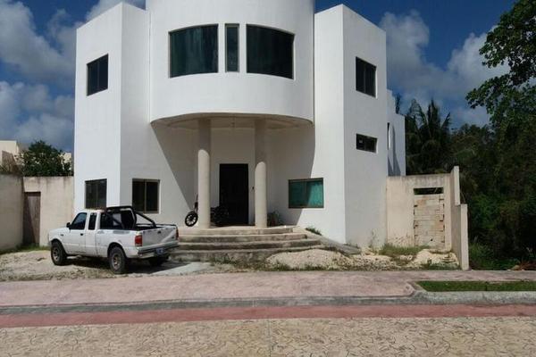 Foto de casa en venta en fraccionamiento lagos del sol 57 , cancún centro, benito juárez, quintana roo, 10014484 No. 01
