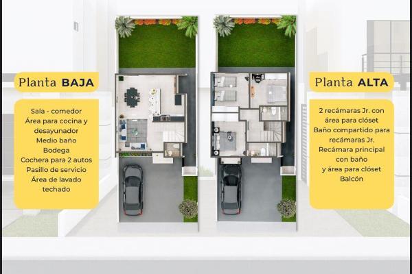 Foto de casa en venta en  , fraccionamiento lagos, torreón, coahuila de zaragoza, 10197994 No. 07