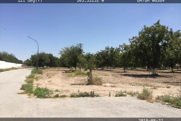 Foto de terreno habitacional en venta en  , fraccionamiento lagos, torreón, coahuila de zaragoza, 0 No. 02