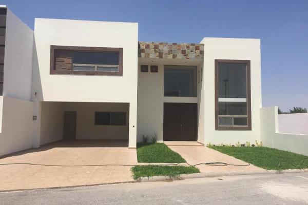 Foto de casa en venta en  , fraccionamiento lagos, torreón, coahuila de zaragoza, 5645147 No. 01