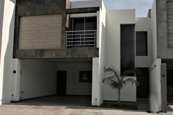 Foto de casa en venta en  , fraccionamiento lagos, torreón, coahuila de zaragoza, 8839518 No. 01
