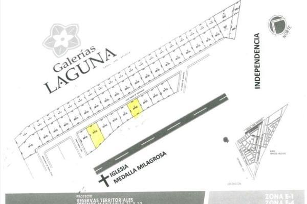 Foto de terreno habitacional en venta en  , fraccionamiento lagos, torreón, coahuila de zaragoza, 9924684 No. 02