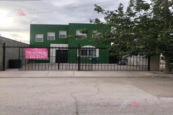 Foto de casa en venta en  , fraccionamiento las lunas residencial 2, chihuahua, chihuahua, 20665030 No. 01