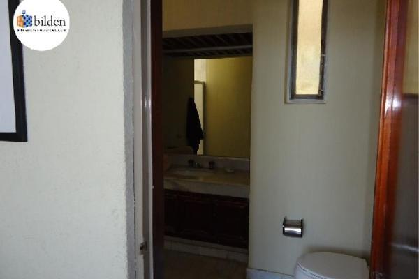Foto de casa en venta en  , fraccionamiento las quebradas, durango, durango, 5872850 No. 18