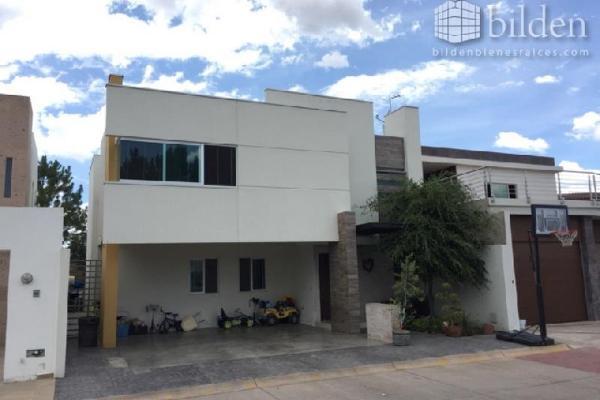 Foto de casa en venta en  , fraccionamiento las quebradas, durango, durango, 5932717 No. 01
