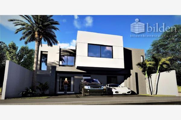 Foto de casa en venta en  , fraccionamiento las quebradas, durango, durango, 9113515 No. 01