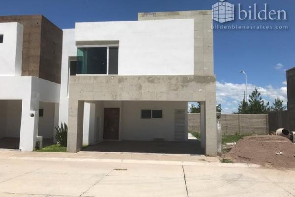 Foto de casa en venta en  , fraccionamiento las quebradas, durango, durango, 9117817 No. 01