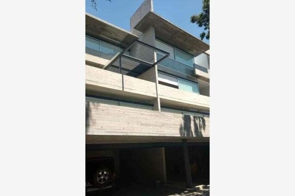 Foto de departamento en venta en fraccionamiento leñeros vista hermosa 1, vista hermosa, cuernavaca, morelos, 5421388 No. 01
