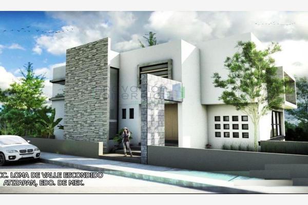 Foto de casa en venta en fraccionamiento loma de valle escondido 0, lomas de valle escondido, atizapán de zaragoza, méxico, 6155177 No. 01