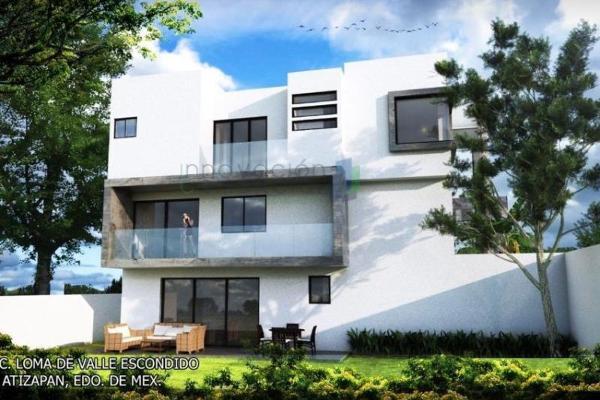 Foto de casa en venta en fraccionamiento loma de valle escondido 0, lomas de valle escondido, atizapán de zaragoza, méxico, 6155177 No. 03
