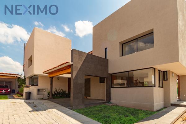 Foto de casa en venta en fraccionamiento lomas de balvanera 139, quintas del bosque, corregidora, querétaro, 5891373 No. 01