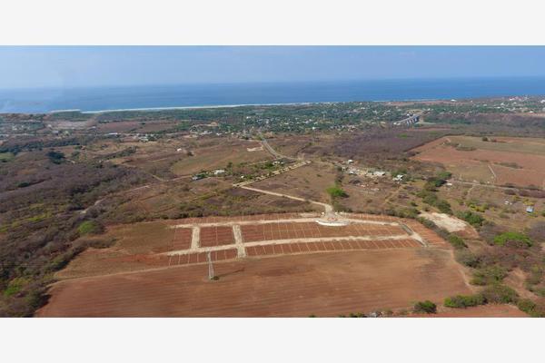 Foto de terreno habitacional en venta en fraccionamiento los agaves 0, unidad ecológica punta escondida, santa maría colotepec, oaxaca, 7469718 No. 07