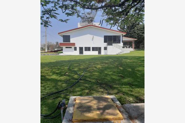 Foto de casa en venta en fraccionamiento los amates 0, amates, yautepec, morelos, 20150036 No. 01