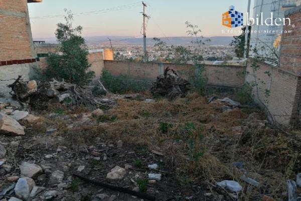 Foto de terreno habitacional en venta en fraccionamiento los remedios nd, los remedios, durango, durango, 0 No. 03