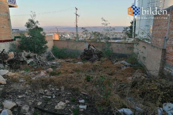 Foto de terreno habitacional en venta en fraccionamiento los remedios nd, los remedios, durango, durango, 0 No. 06