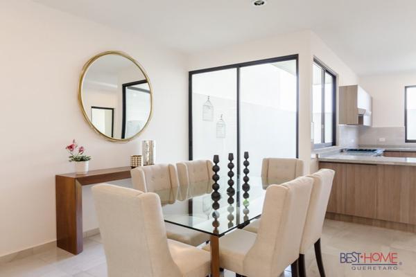 Foto de casa en venta en  , fraccionamiento piamonte, el marqués, querétaro, 14035709 No. 05