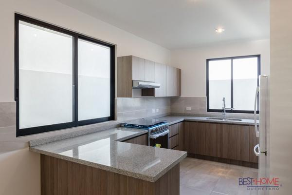 Foto de casa en venta en  , fraccionamiento piamonte, el marqués, querétaro, 14035709 No. 06