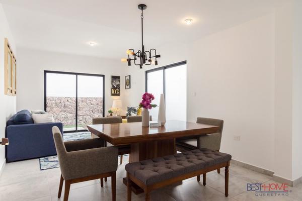 Foto de casa en venta en  , fraccionamiento piamonte, el marqués, querétaro, 14035785 No. 02