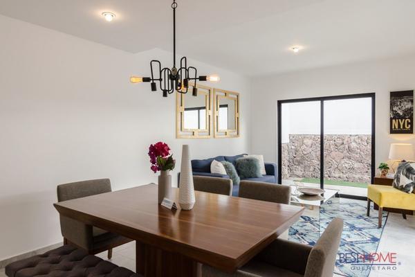 Foto de casa en venta en  , fraccionamiento piamonte, el marqués, querétaro, 14035785 No. 03
