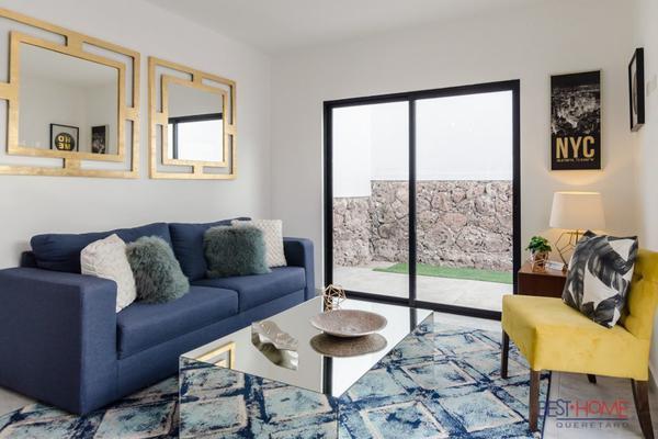 Foto de casa en venta en  , fraccionamiento piamonte, el marqués, querétaro, 14035785 No. 04