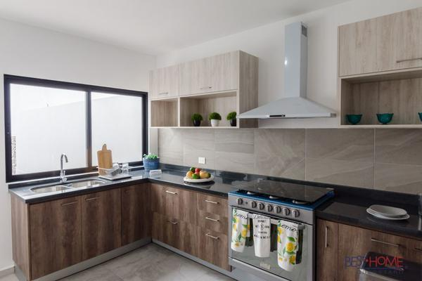Foto de casa en venta en  , fraccionamiento piamonte, el marqués, querétaro, 14035785 No. 06